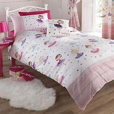 Ballerina Set copripiumino NUOVO rosa Biancheria da letto da ragazza