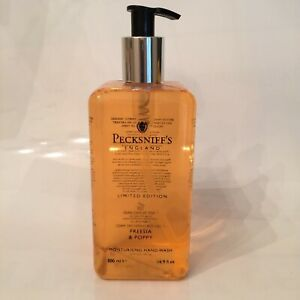 Pecksniff's Freesia & Poppy Hand Wash 500ml Limited Edition