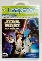 Leapster Star Wars Jedi Reading Learning Game LeapFrog (Leapster, 2009)FREE SHIP