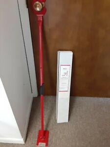 Dorm Apartment Home SAV-A-LIFE Heavy Duty Steel Security Safety Door Bar NEW