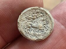 Very Old Lead Coin.Looks Like Ancient Gaul.To ID.