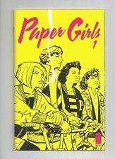 Paper Girls #1   Brian K Vaughn  1st Print    9.4 NM, Image Comics