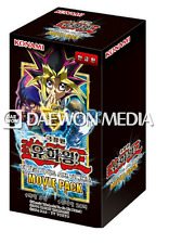 "Yugioh Card  ""The Dark Side Of Dimensions Movie Pack"" (20 Pack) / Korean Ver"