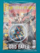Animania Ausgabe 5/2016 August/September mit DVD-ROM!!!!     NEU und OVP