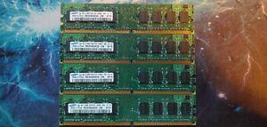 Samsung 1Rx8 RAM (512MB x 4)