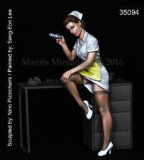 Mantis Miniatures 1/35 Pin-up Girl No.4