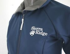 Columbia Sierra Ridge Embroidered Women's Softshell Full Zip Jacket Size S