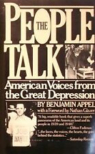 People Talk: American Voice From the Great Depress