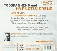 LARS KEPLER - DER HYPNOTISEUR 6 CD HÖRBUCH NEW