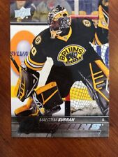 2015-16 UD UD Series 1 Young Guns #211 Malcolm Subban