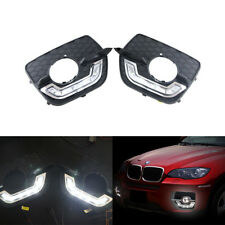 For BMW E71 X6 SUV (2008-2013) M-Sport Daytime Running Light Kit Fog Daylights