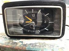 Ford Capri Clock