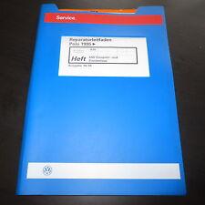 Werkstatthandbuch VW Polo III GTI Typ 6N / 4AV Einspritzanlage Zündanlage AJV