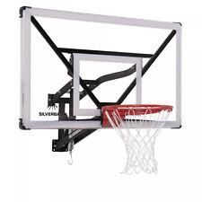 Silverback Sbx 54 Wall-Mounted Adjustable Basketball Hoop Backboard