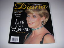 DIANA, Special Tribute by Luxury Lifestyles, Life of a Legend, 200 Color Photos!