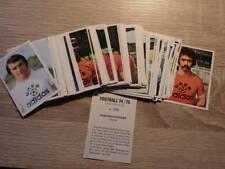 genre PANINI : AGEDUCATIFS FOOTBALL FRANCE 1974/1975  choix de vignettes NEUVES