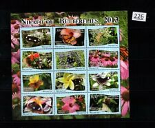 # NIUAFO'OU 2013 - MNH - BUTTERFLY