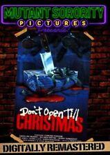 Don't Open Till Christmas [New Dvd] Rmst, Ntsc Format