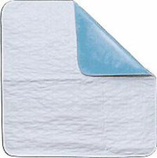 Quantity of 12 Incontinence ReusableHospitalBed Pads 34x36 Washable