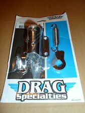CHROMED KICK STAND REPAIR KIT FOR HARLEY DAVIDSON® FITS BIG TWINS & OTHERS 36-UP