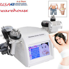 【USA】Cavitation RF Radio Frequency 8-1 Ultrasound Vacuum Slim Machine Anti Aging