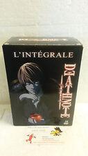 Coffret Collector 10 DVD Death Note Intégrale TV Kitao Araki Obata Kana Madhouse