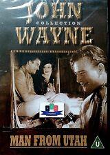 Man From Utah (John Wayne) DVD 2003 New And Sealed