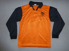 THE TIGERS matchworn football SHIRT #6  dundee united hull city barnet blackpool