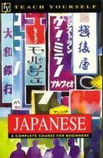Japanese cassette tapes and book (1992, Pa...