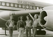 "Led Zepplin Airplane Fabric Poster Wall Hanging Lpgi 30"" x 40"""