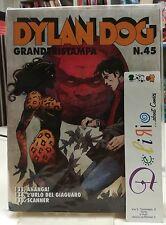DYLAN DOG GRANDE RISTAMPA N.45  Ed. BONELLI SCONTO 15%