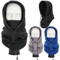 Ninja Full Face Mask Snow Windproof Warmer Balaclava Biker Winter Ski