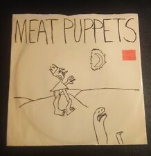 "Meat Puppets In A Car/Big House 7""/45 Vinyl Record VG"