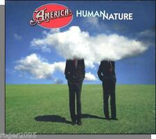America - Human Nature - New 1998 CD!