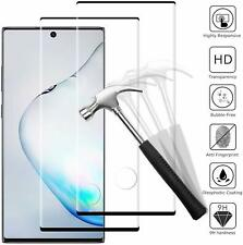 2 PACK Tempered Glass Screen Protector For Samsung Galaxy Note 10 Plus