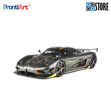 Koenigsegg Agera RS Carbon model car by Frontiart F042-13 1/18 Collectible