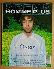 Arena Homme Plus. Spring/Summer Issue 1996. No. 5. Oasis, etc. VG+