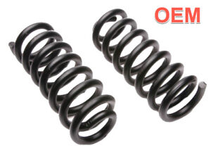 2 Coil Springs AcDelco Front Replace Chevy GMC OEM # 88913388