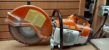 """Stihl TS 400 Concrete Saw / Demolition Demo Saw 14"""""""