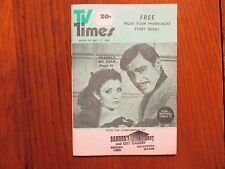 May 17, 1980 TV Times TELE-VUE(GONE  WITH  THE  WIND/MORGAN  BRITTANY/ED WINTER)