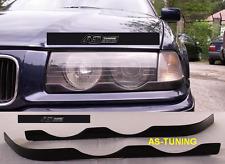 Scheinwerferblenden  BMW E36 Coupe / Cabrio für Unten + Kleber