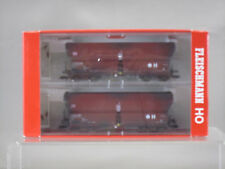 FLEISCHMANN HO SCALE 83 5521 DB SELF UNLOADING HOPPER SET