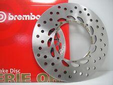 Disco freno Brembo Serie Oro HM CRM F x 125 2008 fisso Post