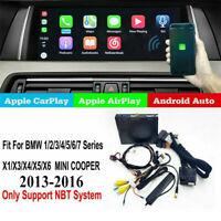 Car Wireless IOS CarPlay Android Auto Retrofit Kit For BMW Original NBT System