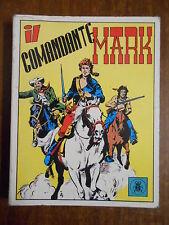 il COMANDANTE MARK i mitici numeri 1 mignon - edizione LO SCARABEO