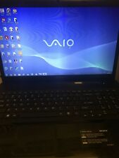 Sony laptop Vaio 2009 window 7