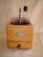 Alte Kaffeemühle Antike Holzkaffeemühle Landhaus Vintage Shabby Metabo 1