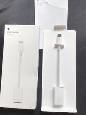 Genuine APPLE USB-C to USB Adapter