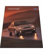 1998 Ford Contour 16-page Original Sales Car Brochure Catalog