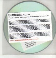 (CO27) Club 8, Shape UP! - 2010 DJ CD